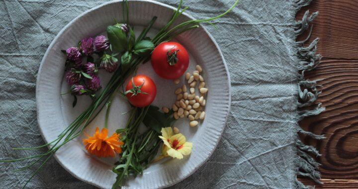 fiori edibili e aromatiche