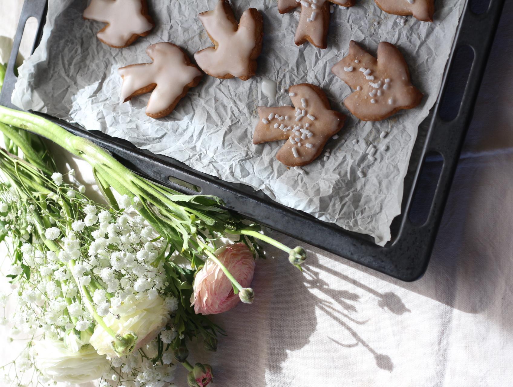 biscotti nella teglia
